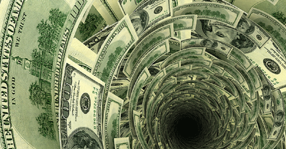 Dollar-Debt-Pit